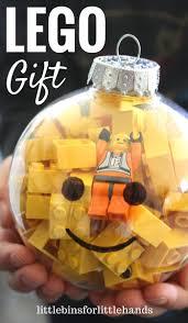 lego ornament gifts kid s lego stuffer