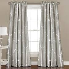 Thermal Window Drapes Modern Curtains Drapes Allmodern