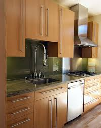 green backsplash kitchen intensify the look of your kitchen with 20 glass back painted