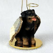 rottweiler pet ornament