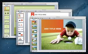 templates for powerpoint free u201c im mac app store