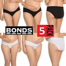 bonds maternity 5 x bonds womens maternity bumps white black