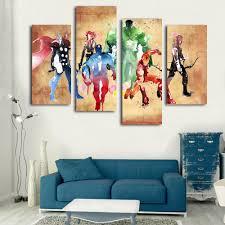 avengers home decor popular new avengers wall art buy cheap new avengers wall art lots