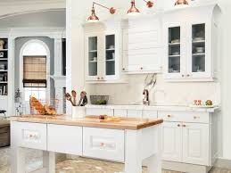 white kitchen cabinets with gold countertops 10 ways to make a small kitchen look larger cabinet world
