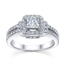 scott kay engagement rings 6 princess cut engagement rings she u0027ll love robbins brothers blog