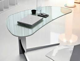 desk amazing glass desk top amazing modern stylish dining room