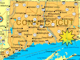 connecticut on map map of connecticut image result for http