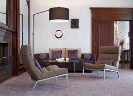 Cheap Modern Living Room Sets masculine living room modern black leather chair design brown wing