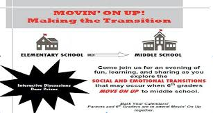 Movin On Up Meme - movin on up to middle school