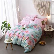 Printed Duvet Covers Compare Prices On Green Duvet Cover Queen Online Shopping Buy Low