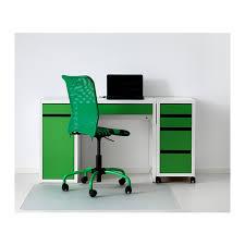 bureau mike ikea micke bureau wit groen ikea ikea micke desk