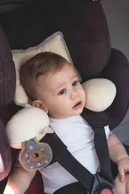 cale bebe siege auto doudou cale tête pour bébé baby voiture et poussette