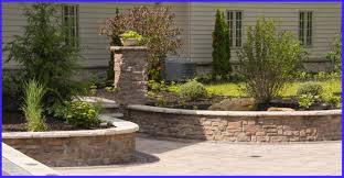 Home Garden Design Software Mac by Retaining Wall Cleveland Garden Design Loversiq