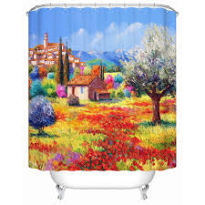 Environmentally Friendly Shower Curtain Charmhome Bathroom Curtain Environmentally Friendly And Practical