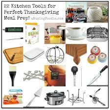 22 kitchen tools you need to make a thanksgiving dinner