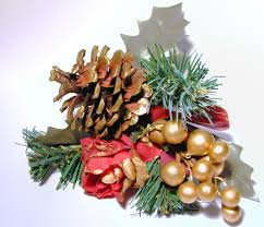 free image of close up of christmas decoration