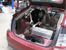toyota prius 2007 battery 2004 present prius hv battery replacement p0a80 garage