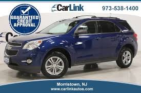 chevrolet equinox blue 2010 chevrolet equinox ls morristown nj 23599770
