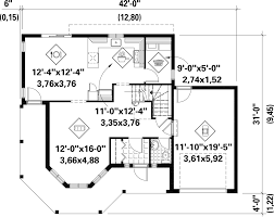 Turret House Plans Victorian Style House Plan 3 Beds 1 00 Baths 1534 Sq Ft Plan 25