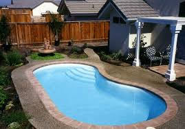 Swimming Pool Backyard Designs by Swimming Pool Design For Small Spaces Gingembre Co
