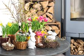 Easter Decorations Mantel by Easter Fireplace Mantel Decorations Design Make It Fresh 15