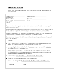 Commercial Lease Sample Appeal Letter Learn The Basics On How To Write A Great Letter Of