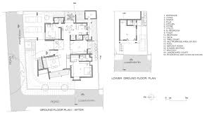 stacked house architecture paradigm plusmood ground floor plan ben