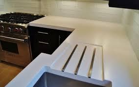 light colored concrete countertops quartz countertops reviews diy wood countertops kitchen cool