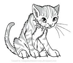 warrior cats coloring pages sad warrior cats coloring pages warrior cat coloring pages sad warrior