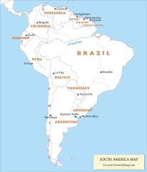 a map of south america free pdf maps of south america
