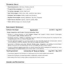 Machine Learning Resume Machine Learning Resume Coverletter Csat Co