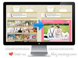 le site du mariage site de mariage privé avec partage photo vidéo sécurisé