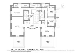 seattle public library floor plans sleek renovated penthouse at the famed barbizon women u0027s hotel