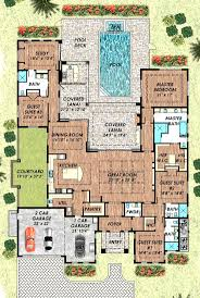 courtyard house plans 100 luxury house plans home bright courtyard corglife