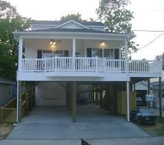 Beach House On Stilts Built In March U002707 On Stilts W Gradual Incl Vrbo