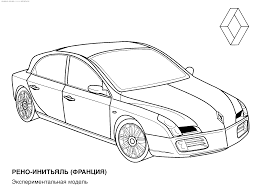 perfect car color pages best gallery coloring 7520 unknown