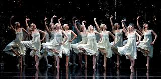 american ballet theatre performs a trio of works at the dorothy