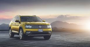 volkswagen atlas seating 2017 vw atlas combines 3 row seating and sporty driving dynamics