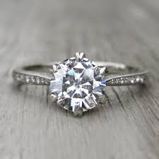 untraditional engagement rings 100 best non traditional engagement rings emmaline