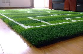 Football Field Area Rug Large Football Field Area Rug Rugs College Shop Table Runner