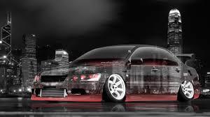 4k mitsubishi lancer evolution jdm tuning crystal city car 2015