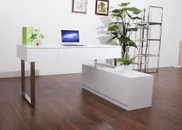 modern white office desk office desks lumen home designslumen home designs