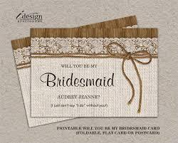 bridesmaid invite 78 invitation card templates free premium templates