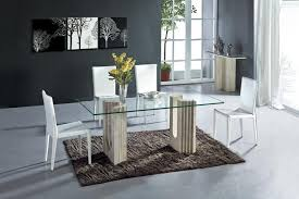 Travertine Dining Room Table White Travertine Dining Table Set Luxury High Quality Natural