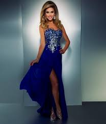strapless royal blue dresses naf dresses