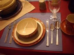 how do you set a table properly how to set a table start cooking