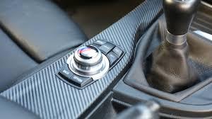 Car Interior Carbon Fiber Vinyl Carbon Fibre Interior Trim Wrapped Bmw F30 Wrapping Youtube