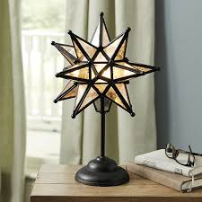 morovian light moravian on stem table l lighting lights