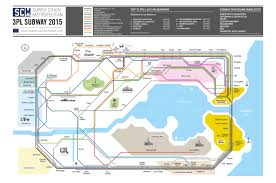 Subway Maps Subway Maps Supply Chain Media