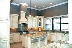 painted kitchen cabinet doors white washed cabinet doors using chalk paint for oak kitchen